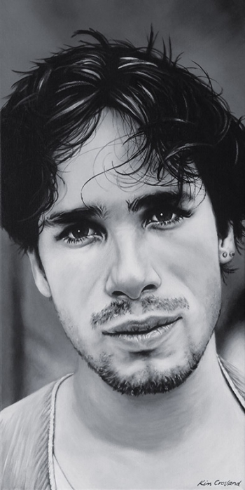 Jeff Buckley by chaosart